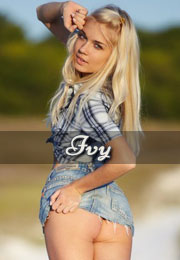 Small and blonde, she is one of the top Las Vegas independent escorts.